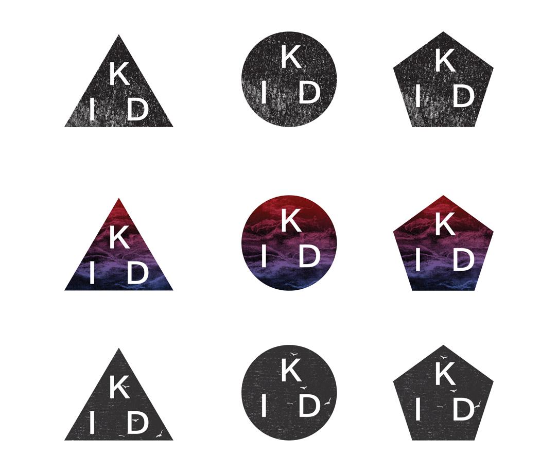 KID Logo variations