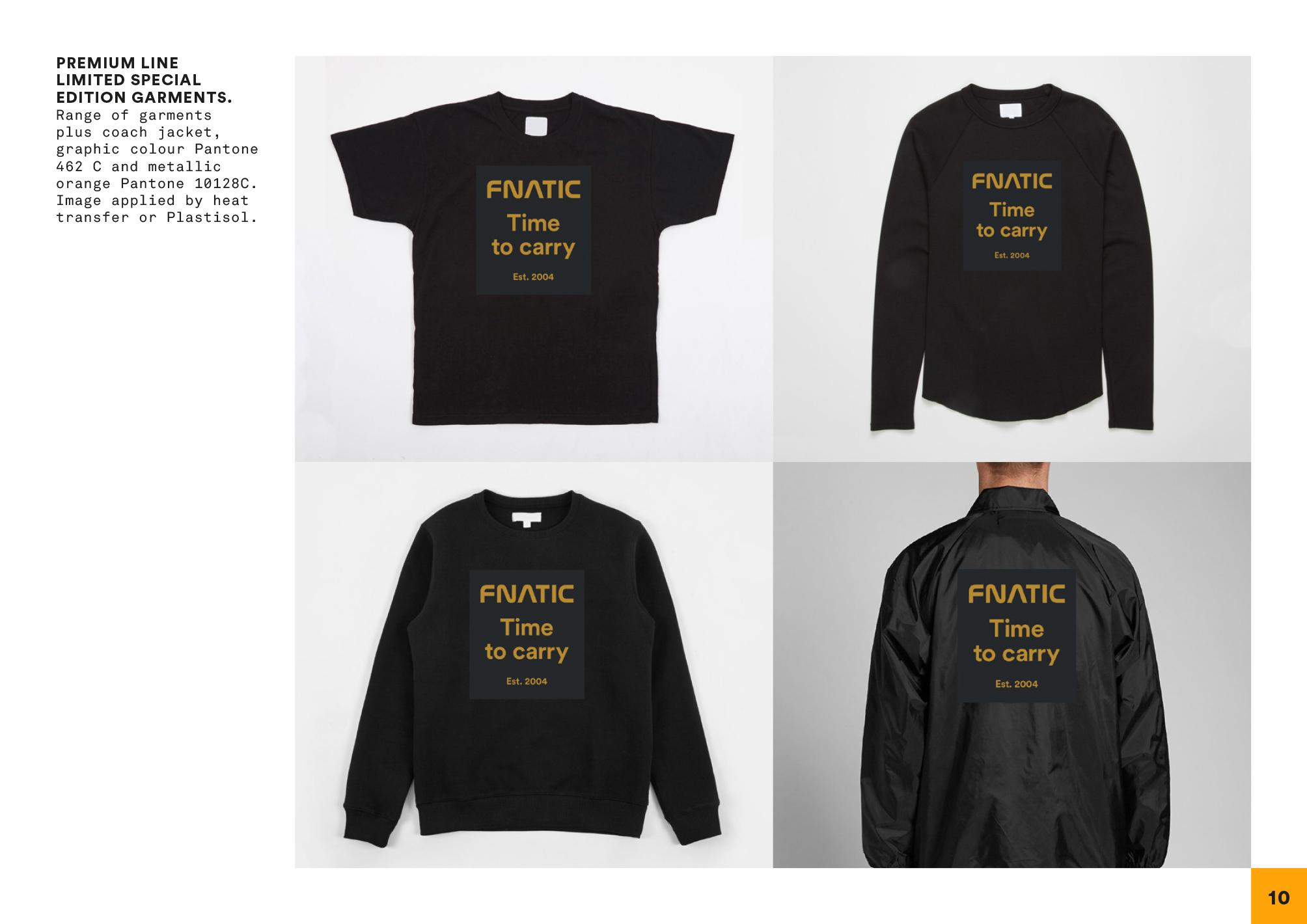 Fnatic clothing Robin Farley 2017-10