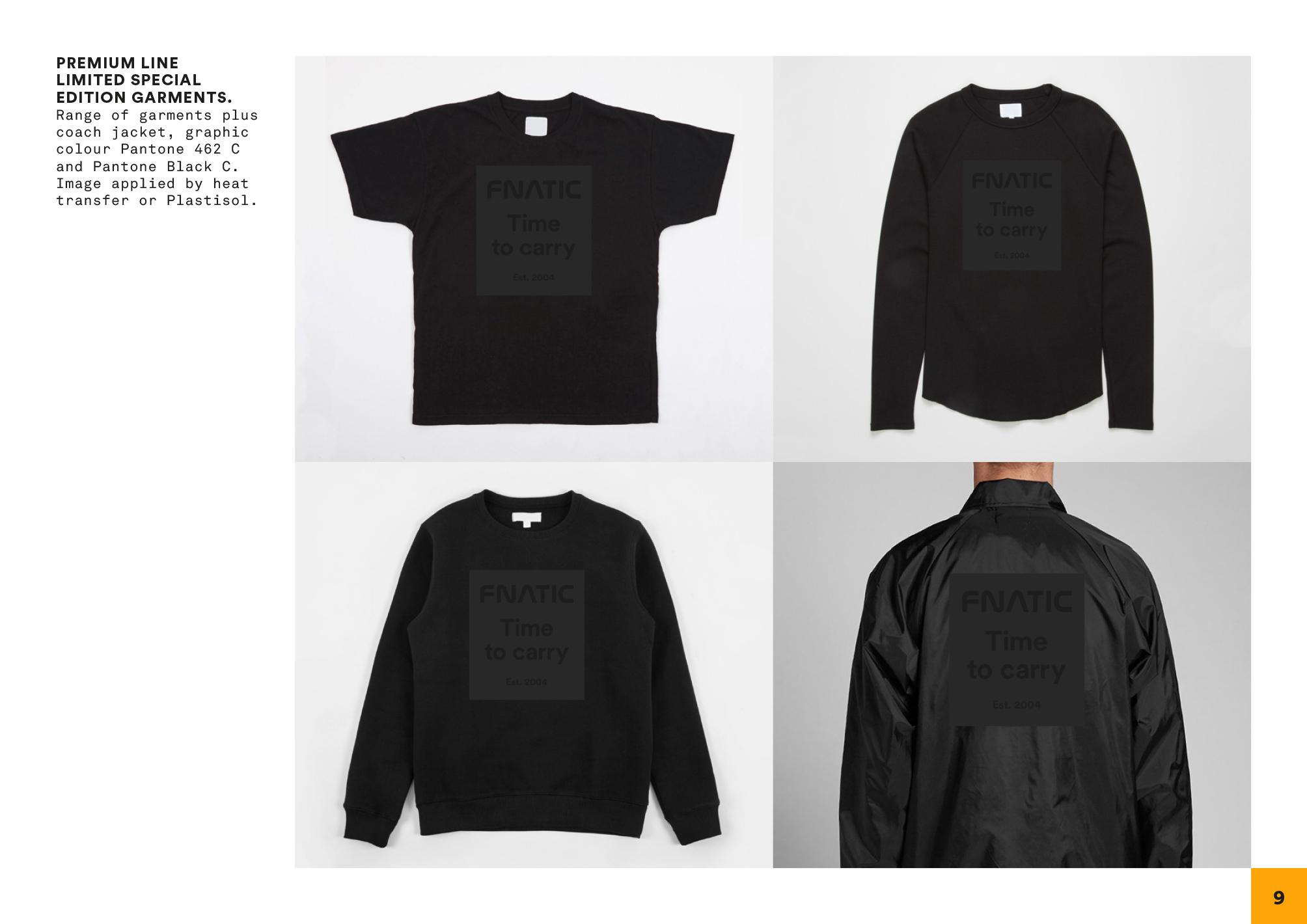 Fnatic clothing Robin Farley 2017-9